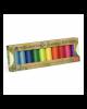 Gutermann rPET Recycled Thread Set - Rainbow