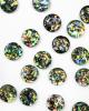 Button - Disco Terrazzo - 14mm