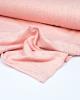 Neppy Sweatshirt Fleece Fabric - Candy Floss