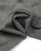 Neppy Sweatshirt Fleece Fabric - Grey