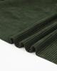 Washed Jumbo Corduroy Fabric - Bay