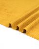 Washed Jumbo Corduroy Fabric - Mustard