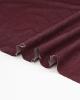 Yarn Dyed Stretch Denim Fabric - Sangria