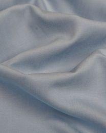 Cotton Chambray Fabric - Powder Blue