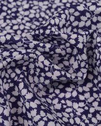 Liberty Tana Lawn Fabric - Glenjade in Indigo