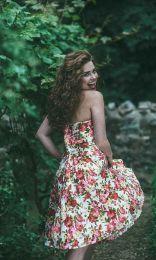 Sew La Di Da - Paper Sewing Pattern - Audrey Dress