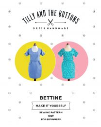 Tilly and the Buttons Sewing Pattern - Bettine