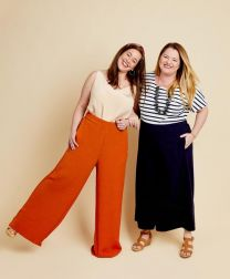 Cashmerette - Paper Sewing Pattern - Calder Pants & Shorts