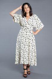 Closet Core - Paper Sewing Pattern - Elodie Wrap Dress