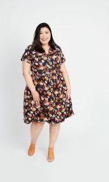 Cashmerette - Paper Sewing Pattern - Lenox Shirtdress