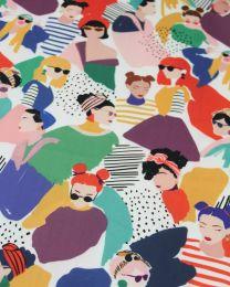 Cotton Marlie Lawn Fabric - Fashion Focused