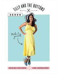 Tilly and The Buttons Sewing Pattern - Seren