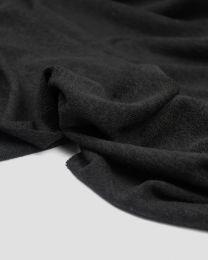 Sweater Knit Fabric - Black