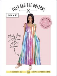 Tilly and the Buttons Sewing Pattern - Skye