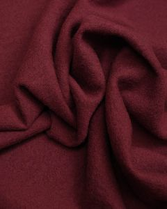 Wool Jersey Fabric - Winter Berry