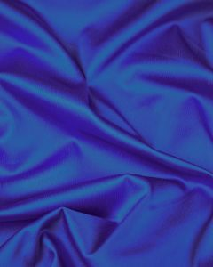 Stretch Polyester Satin Fabric - Royal Blue