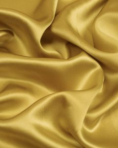 Silk Satin Fabric - Pale Chartreuse