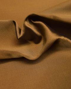 Silk Blend Mikado Fabric - Dark Gold