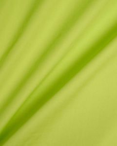Cotton Poplin Fabric - Acid Green