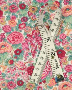 Liberty Tana Lawn Fabric - Elysian in Pink