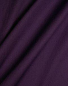 Cotton Poplin Fabric - Royal Purple