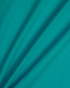 Cotton Poplin Fabric - Turquoise
