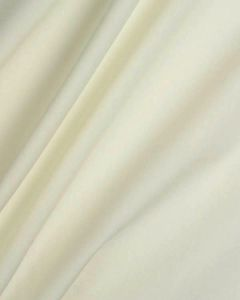 Cotton Poplin Fabric - Ivory