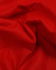 Craft Felt Fabric - Wool Blend - Red