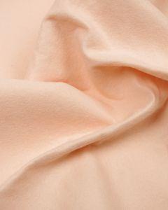 Craft Felt Fabric - Wool Blend - Flesh Pink