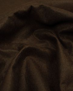 Craft Felt Fabric - Wool Blend - Dark Brown