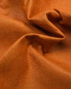 Craft Felt Fabric - Wool Blend - Ginger Brown