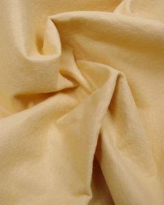 Craft Felt Fabric - Wool Blend - Biscuit