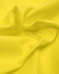 Craft Felt Fabric - Wool Blend - Lemon