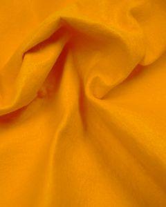 Craft Felt Fabric - Wool Blend - Fiesta Yellow