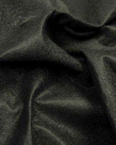 Craft Felt Fabric - Wool Blend - Black
