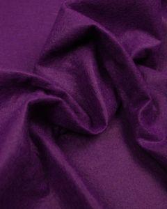 Craft Felt Fabric - Wool Blend - Purple