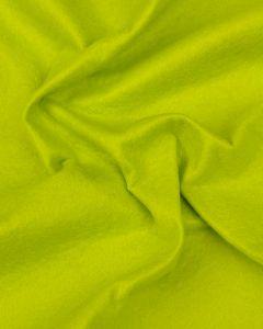Craft Felt Fabric - Wool Blend - Leaf Green
