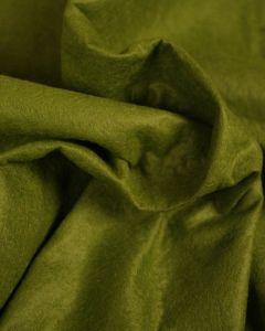 Craft Felt Fabric - Wool Blend - Moss Green