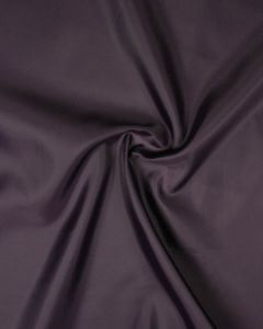 Quality Lining Fabric - Aubergine