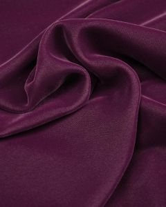 Polyester Velvet Fabric - Purple