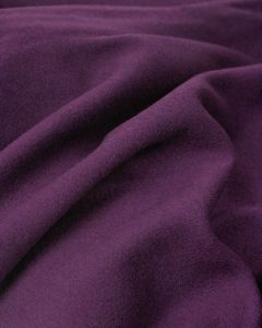Wool & Cashmere Fabric - Purple