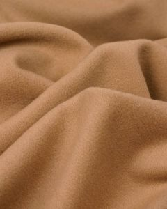 Wool & Cashmere Fabric - Camel