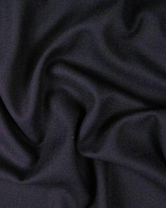 Pure Wool Crepe Fabric - Dark Navy