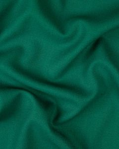 Pure Wool Crepe Fabric - Sea Green