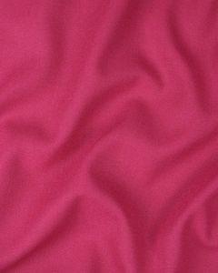 Pure Wool Crepe Fabric - Fuchsia Pink