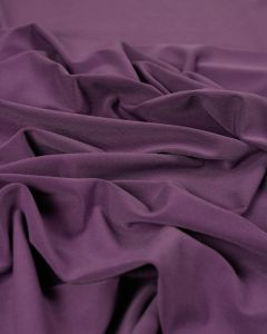 Polyester Jersey Fabric - Lupin