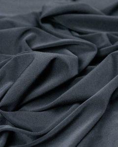 Polyester Jersey Fabric - Gunmetal