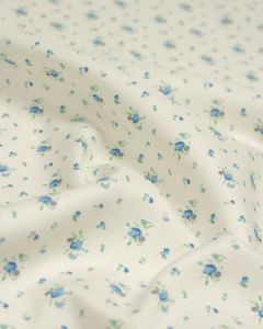 Brushed Cotton Twill Fabric - Bonnie
