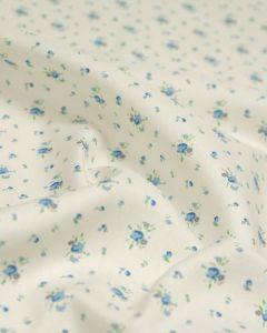 REMNANT Bonnie Floral Brushed Cotton Fabric - 70cm x 140cm