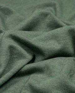 Ponte Jersey Fabric - Sage Green Marl